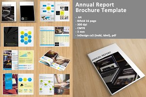 Annual Report / Brochure-V134
