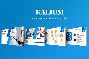 Kalium Powerpoint Presentation