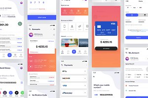 Wallet App for ios