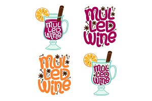 Cute set of Mulled Wine elements