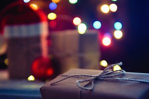 gifts Christmas atmosphere