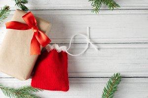 bag box Christmas gift