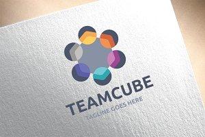 Team Cube Logo