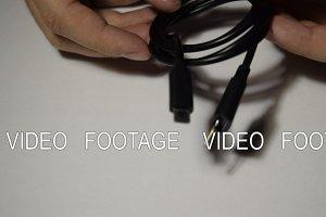 Repair cable usb