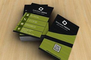 Modern Corporate Business Card Vol.7