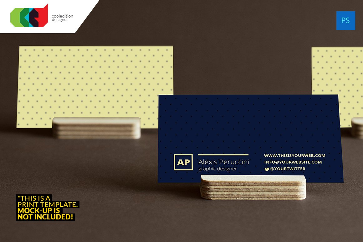 Minimal executive business card 64 business card templates minimal executive business card 64 business card templates creative market pro reheart Choice Image