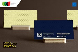 Minimal Executive - Business Card 64