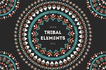 Tribal Vector Elements