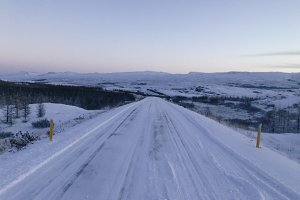Winter Driving #02