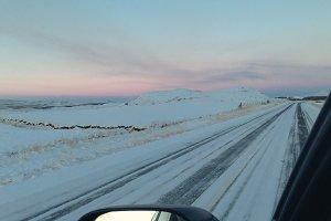 Winter Driving #04