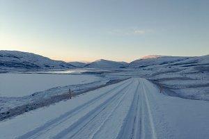Winter Driving #03