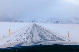 Winter Driving #07