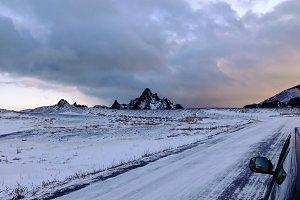 Winter Driving #08