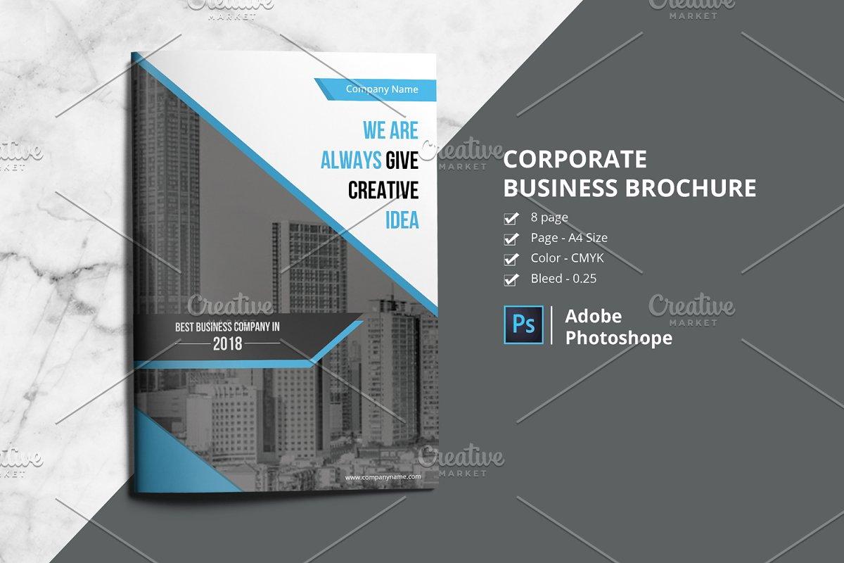 Business Brochure V832