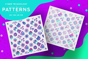 Cyber Technology Patterns Collection