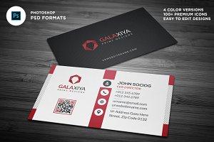 Smart Corporate Business Cards