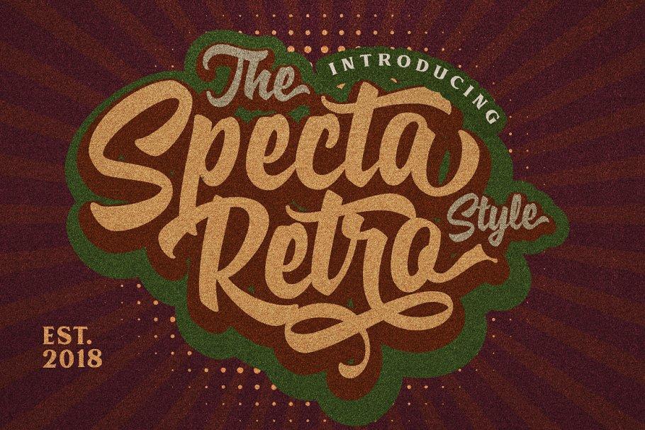 Specta Typeface ⚡️