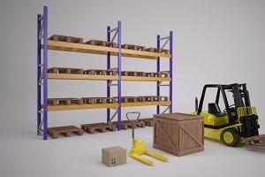 Materials Handling Bundle