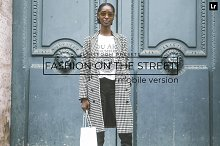20 Fashion On the Street LRPresets by  in Actions
