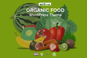 Ecofood - Organic Food WP Theme