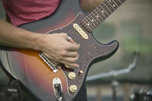 Rock Music Sound