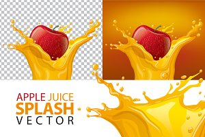 Apple Juice Splash