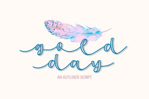 Gold Day - An Outlined Script