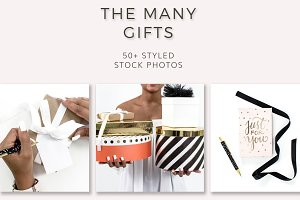 Gifts & Presents (Stock Photos)