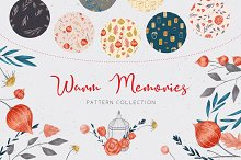 Warm Memories - Patterns by  in Patterns