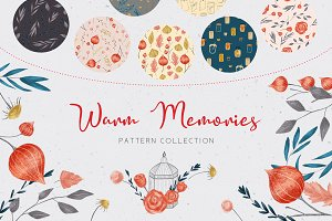 Warm Memories - Patterns