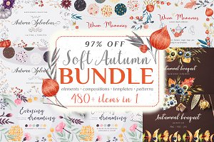 Soft Autumn Bundle