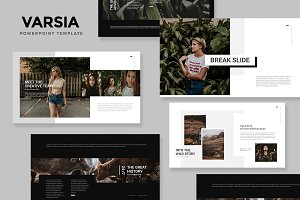 Varsia Powerpoint Template