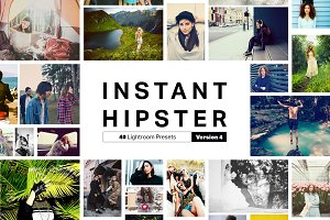 40 Instagram Lightroom Presets
