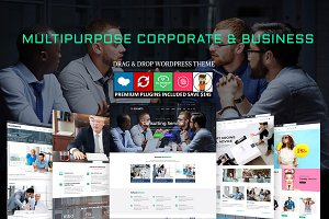 Equanto - Corporate & Business Theme