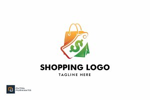 Shopping - Logo Template