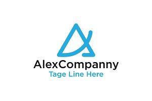 Alex Company Letter A