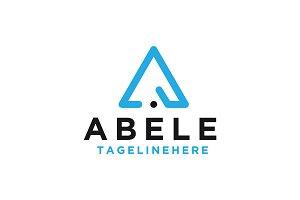 Abele Logo Letter A
