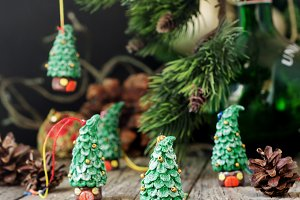 little christmas tree toys