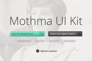 Mothma UI Kit
