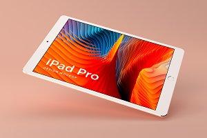 iPad Pro Design Mockup