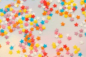 Small sweet stars