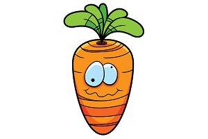 Carrot Smiling