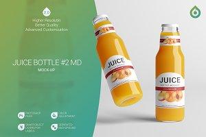 Juice Bottle MD Mock-Up #2 [V2.0]