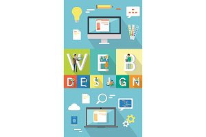 Web Design. Search Engine