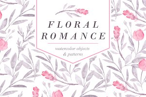 FLORAL ROMANCE – Watercolor Peonies