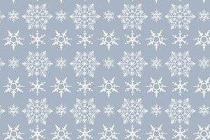 snowflakes. snow, christmas crystal
