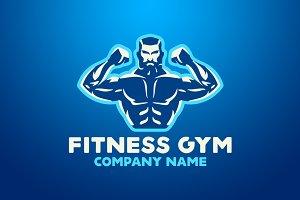 Fitness Gym Logo