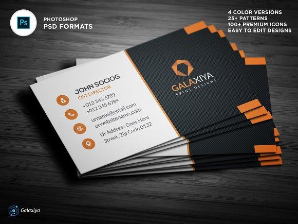 Modern Creative Business Cards Business Card Templates Creative