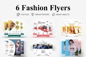 Fashion Flyers - SK - Vol.6