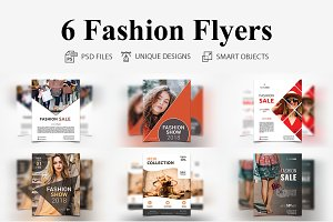 Fashion Flyers - SK - Vol.5